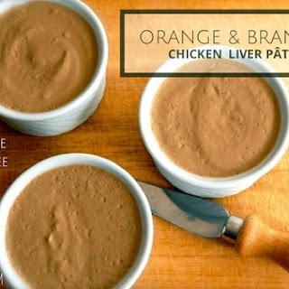 Orange & Brandy Chicken Liver