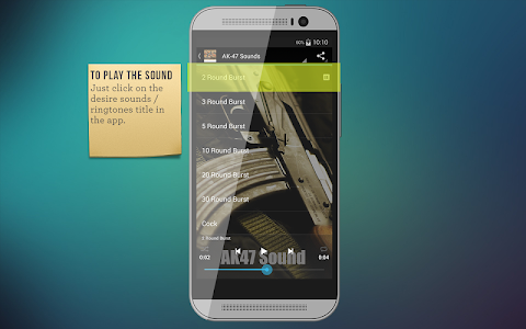 Natural Sounds Ringtones screenshot 2