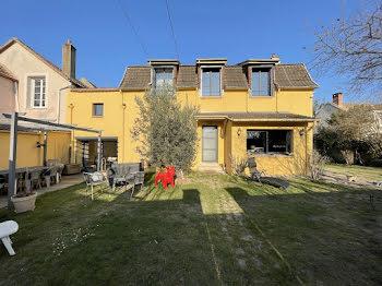 maison à Montcourt-Fromonville (77)