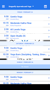 Dragonfly Ayurveda and Yoga- screenshot thumbnail