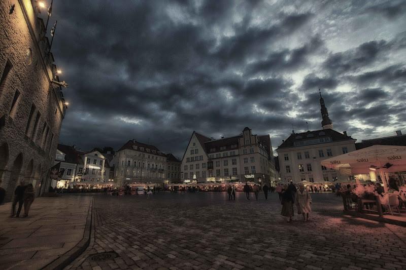 piazza del municipio di antonioromei