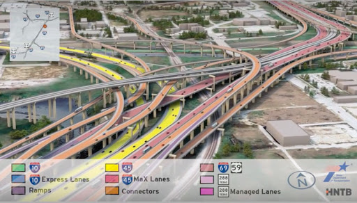 Back to the public input phase for I-45