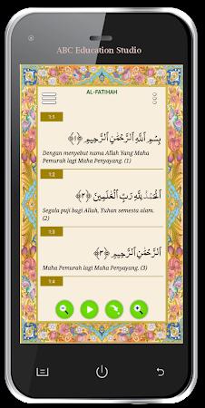 Al Quran Tajwid & Terjemahan 2.6.0 screenshot 2092307
