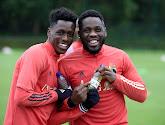 Euro U21: Orel Mangala-Albert Sambi Lokonga, un duo complémentaire pour les Diablotins