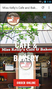 Miss Kelly's Cafe and Bakery- screenshot thumbnail