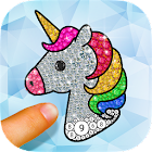 Diamond Hero - Diamond Number Coloring icon