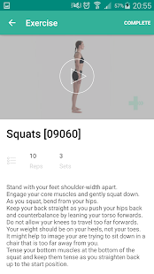 PhysiApp®- screenshot thumbnail