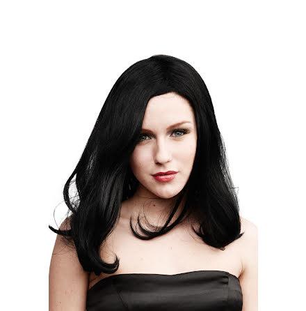 Peruk, Lady svart