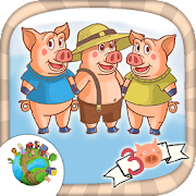 Three Little Pigs Interactive Short Story