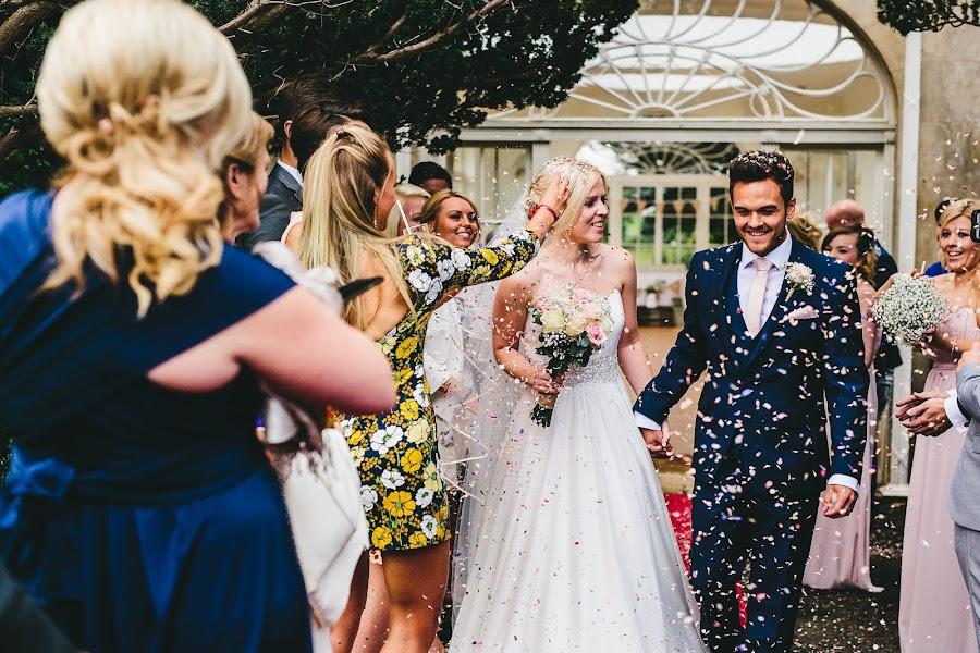 Wedding photographer Aaron Storry (aaron). Photo of 18.08.2016