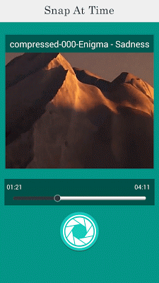 Snap From Video - screenshot