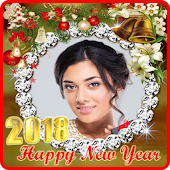 New Year Photo Frames for New Year 2018