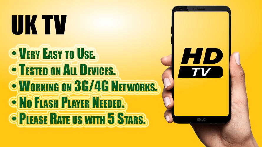 Download UK TV Channels HD APK latest version App by