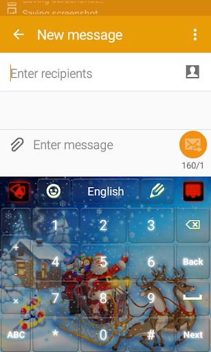 圣诞雪键盘|玩個人化App免費|玩APPs