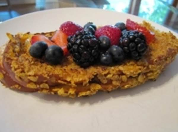 Peanut Butter Crunch French Toast Recipe