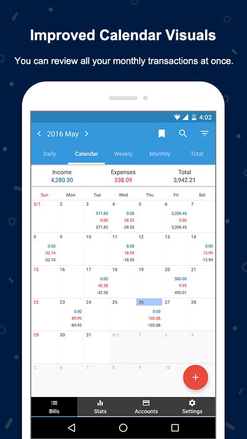 Money Manager (+PC Editing) Screenshot 4
