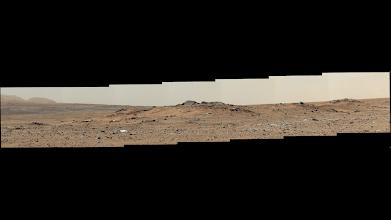 Photo: Happy Curiosity! http://1.usa.gov/15KcIFy (FW) Bild: #NASA/JPL-Caltech/Malin Space Science Systems