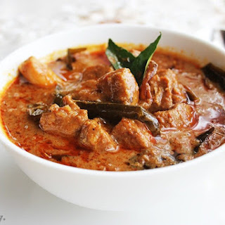 ASSAM PORK CURRY.