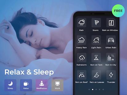 Sleep Sounds – Rain Sounds & Relax Music 1