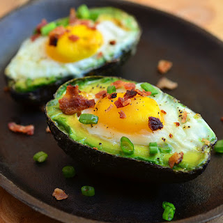 Avocado Egg Cups.