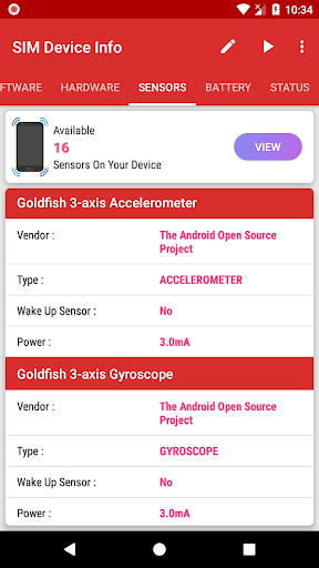SIM Device Info 1.0.9 screenshots 6