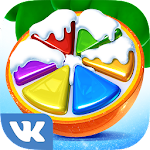 Fruit Land match 3 for VK 1.6.5 Apk