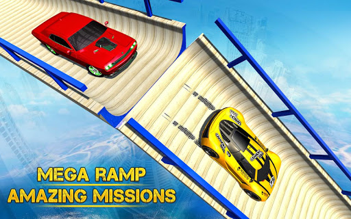 Mega Ramp Impossible Tracks Car Stunts 1.5 screenshots 2