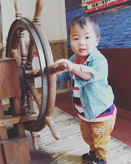 箱根海賊船(箱根町港)