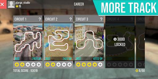 Code Triche AAG Car Drift Racing APK MOD screenshots 4