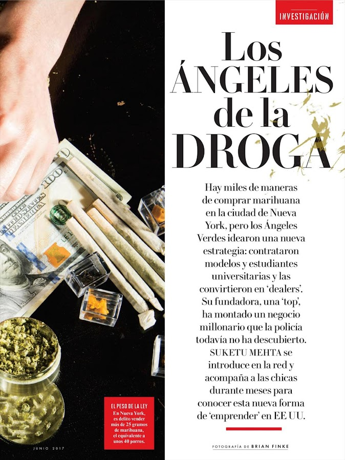 Vanity Fair España- screenshot