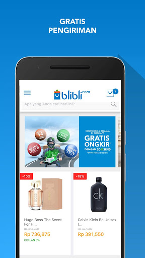 Blibli.com Belanja Online screenshot 2