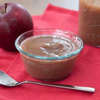Easy Stovetop Apple Butter.