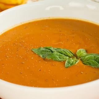 Polenta Crostini with Chickpea Pesto Recipe