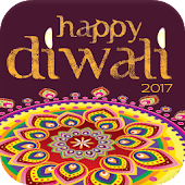 Happy Diwali 2017: Greetings Card