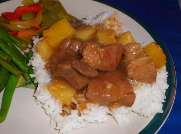 Island Spareribs Recipe