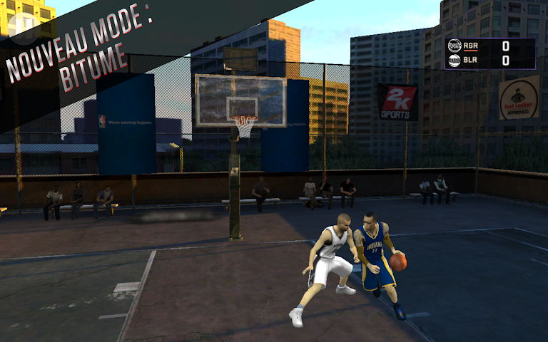 android NBA 2K16 Screenshot 7