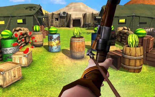 Watermelon Archery Shooter 4.6 screenshots 9