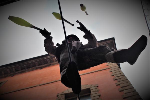 Equilibrio di boomerang
