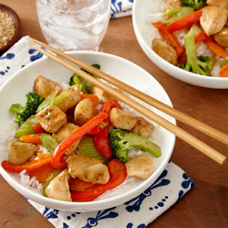 Sweet and Spicy Perfect Portions Stir Fry Recipe