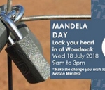Mandela Day 2018 - Lock in your heart at Woodrock : Woodrock Animal Rescue