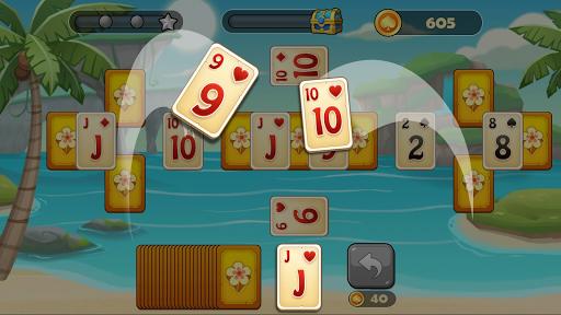 Solitaire Tripeaks screenshot 5