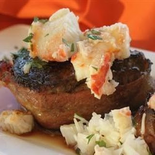 Mouthwatering Crabmeat Pan Seared Filets.