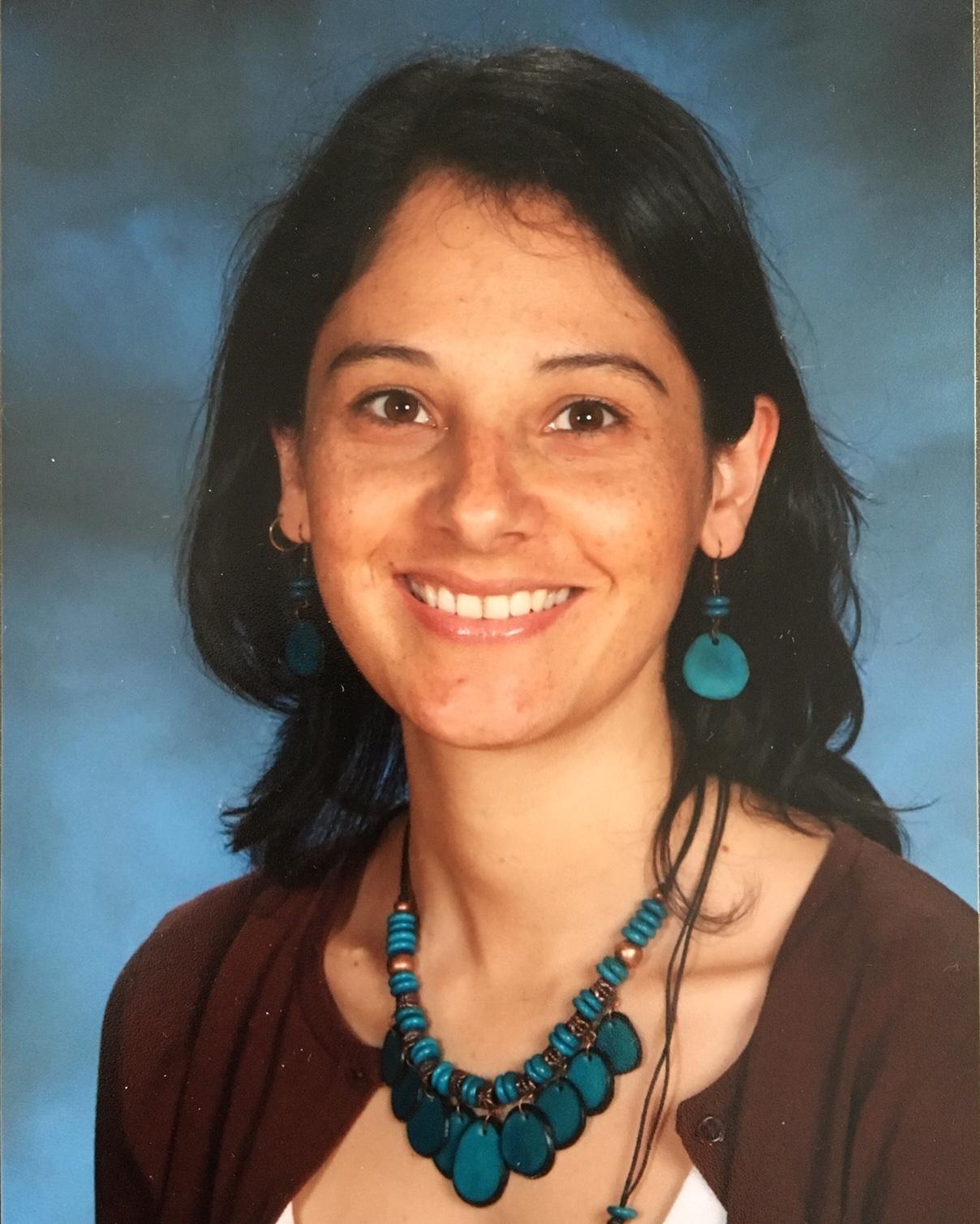 Photo of Monica Vallin