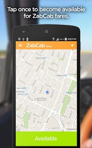 ZabCab Driver - For Taxi Cabs screenshot 0