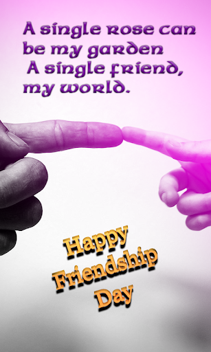 Friendship Love greetings