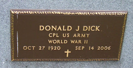 Photo: Dick, Donald (Vet)