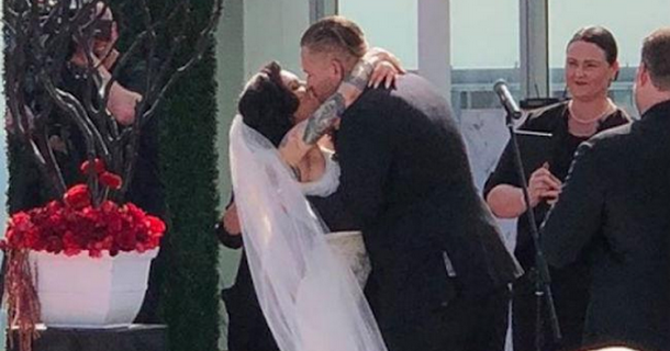 Celebrity Big Brother's Cami Li is married