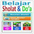 Belajar Sholat dan Doa