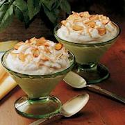 Coconut Creme Parfait