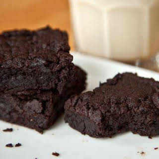 No Egg Chocolate Brownies Recipes.